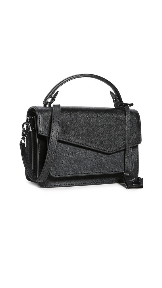 Botkier Cobble Hill Crossbody Bag in black