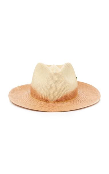 Nick Fouquet Exclusive Porto Blanca Hat in neutral