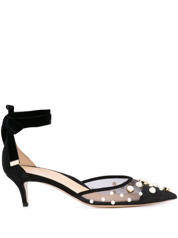 Marion Parke Riki pumps in black