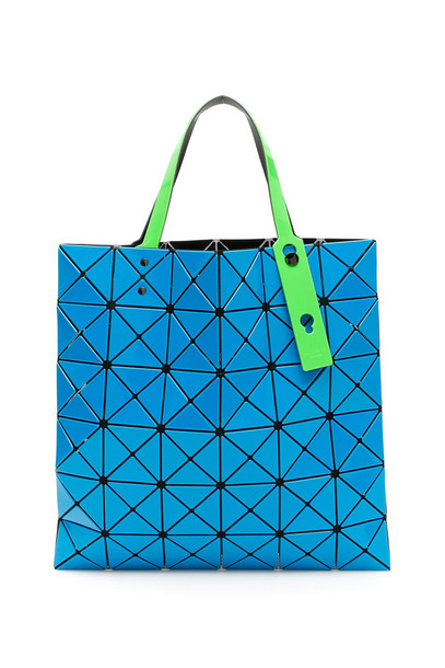 Bao Bao Issey Miyake Lucent Tote Bag in blue / green