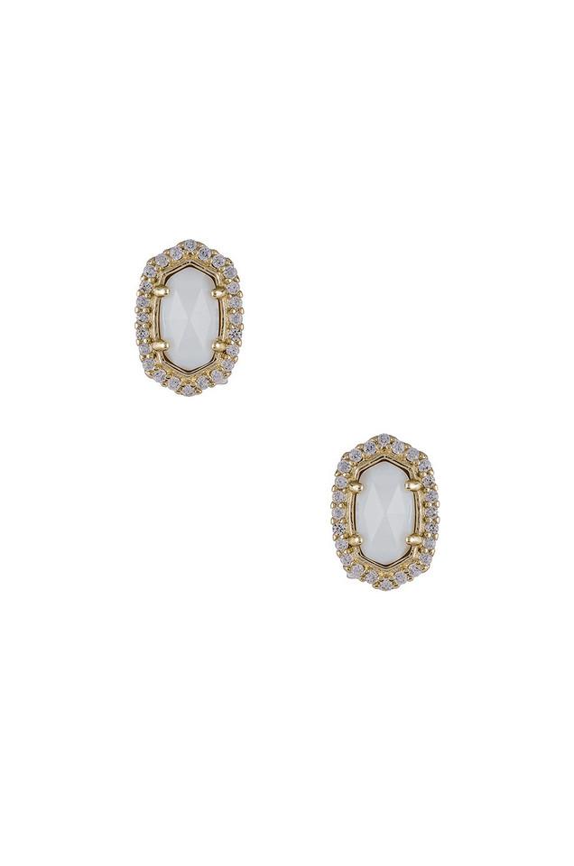 Kendra Scott Cade Earring in gold / metallic