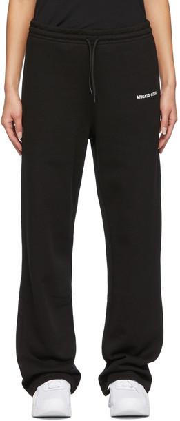 Axel Arigato Black London Lounge Pants