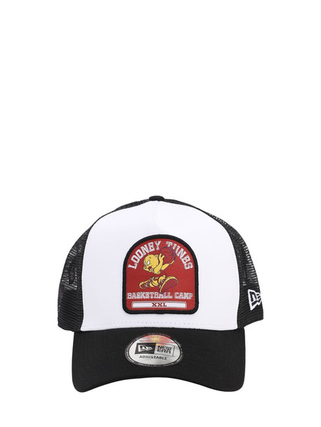 NEW ERA Q3 Looney Tunes Baseball Hat in white