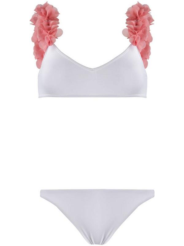 La Reveche Aisha bikini set in white