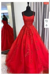 dress,princess spaghetti strap dress