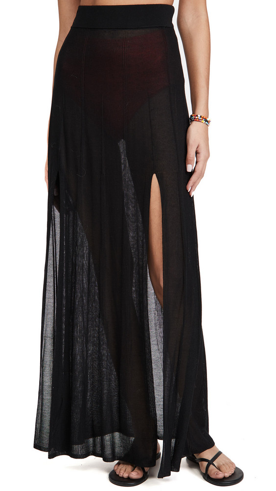 Devon Windsor Kira Skirt in black