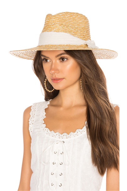 ale by alessandra Solange Hat in tan