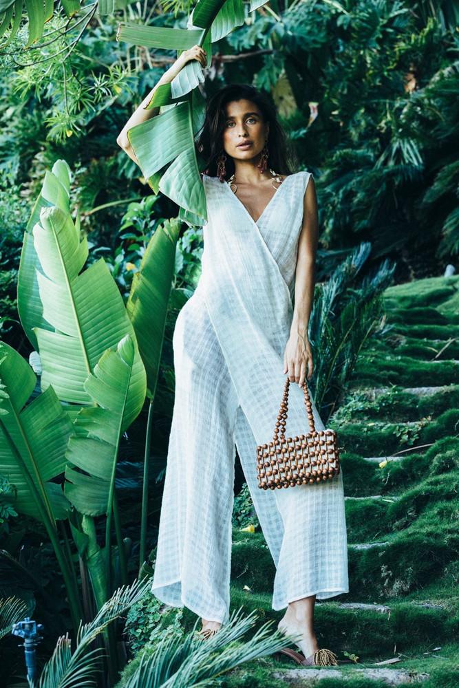 Cult Gaia Cortez Dress - Cream                                                                                               $398.00