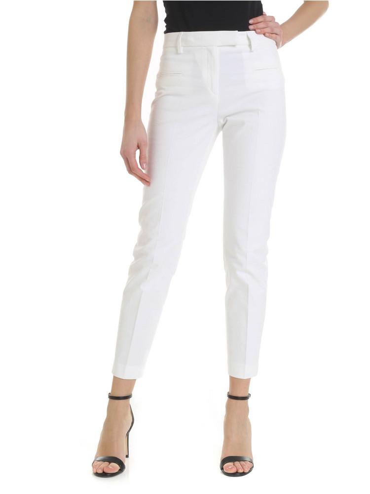 True Royal - Jinny Trousers in white