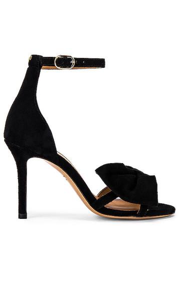 Jerome Dreyfuss Isabelle Heel in Black