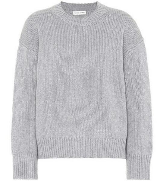 Mansur Gavriel Cashmere sweater in grey