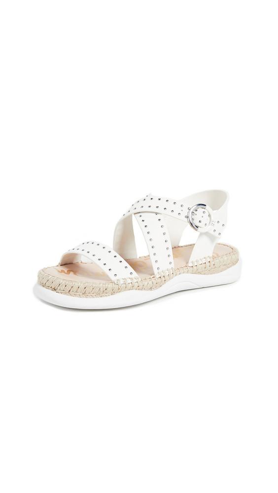 Sam Edelman Janette Sandals in white