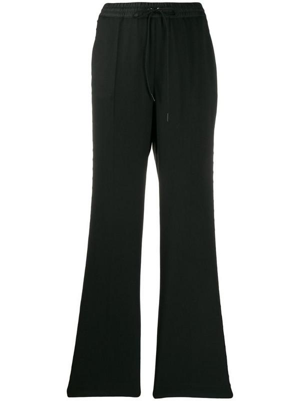 P.A.R.O.S.H. drawstring waist shorts in black