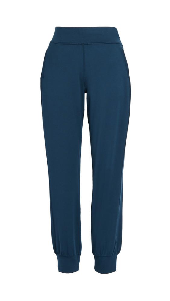 Sweaty Betty Gary Yoga Trousers in blue