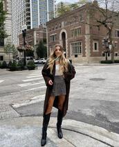 skirt,coat,top