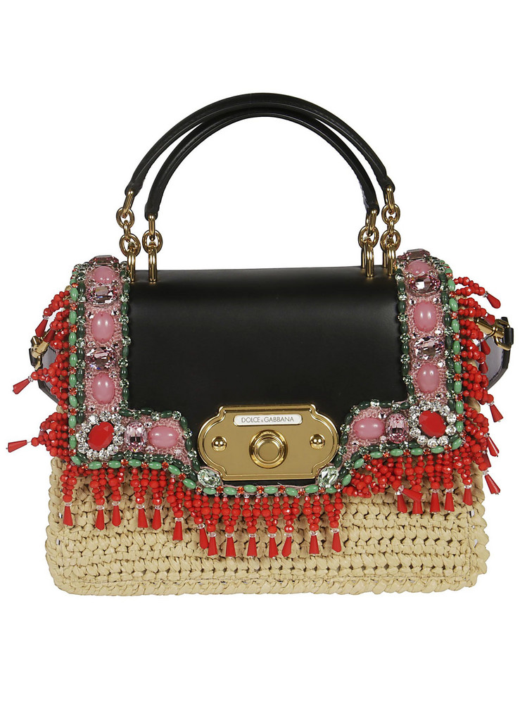 Dolce & Gabbana Welcome Tote in black