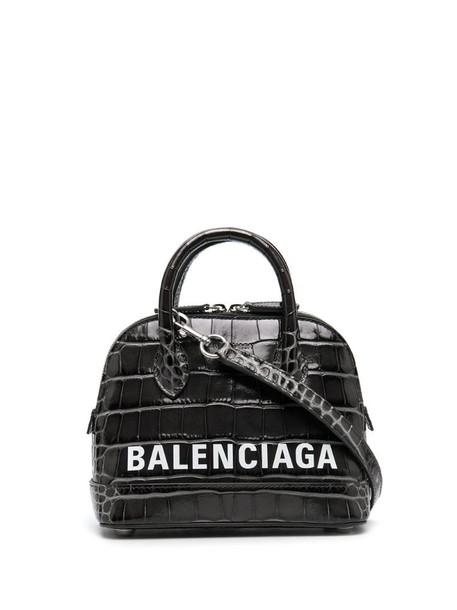 Balenciaga XXS Ville top handle bag in grey