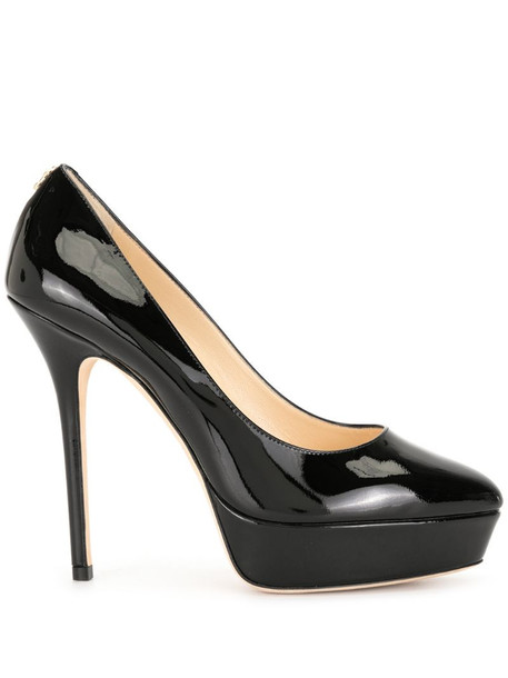 Jimmy Choo Jenara 125mm pumps in black