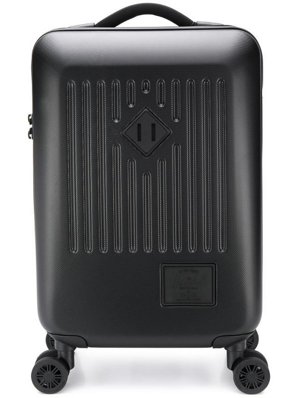 Herschel Supply Co. plain carry-on travel bag in black