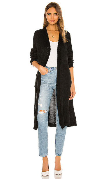 Tularosa Sylvester Cardigan in Black