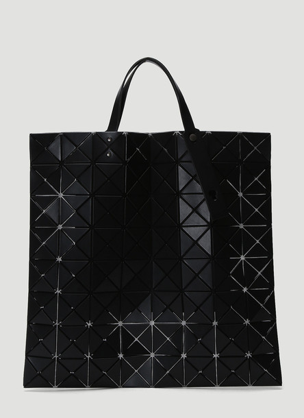 Bao Bao Issey Miyake Lucent Matte Tote Bag in Black size One Size