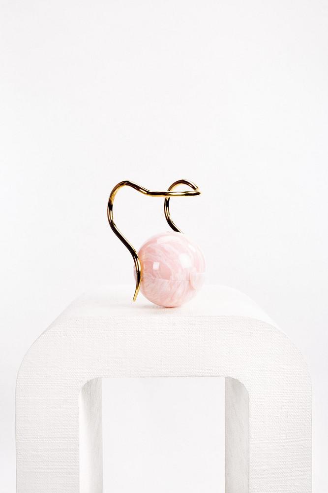Cult Gaia Pearl Bag - Pink                                                                                               $398.00