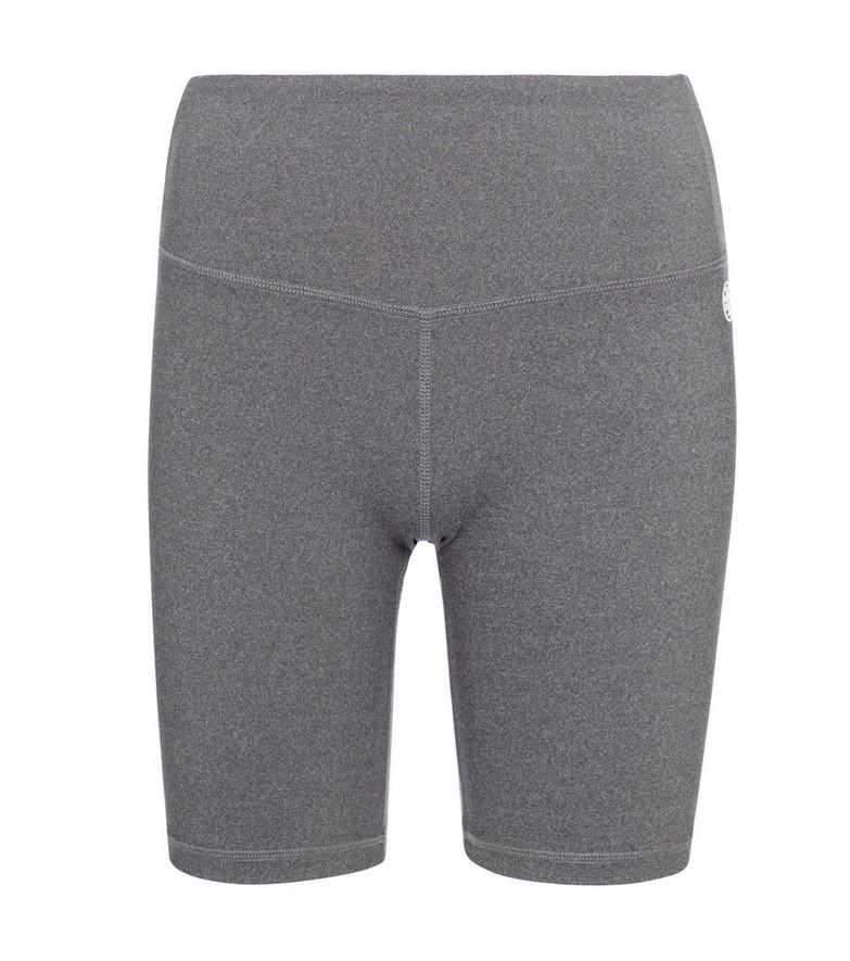 Tory Sport Stretch-jersey biker shorts in grey