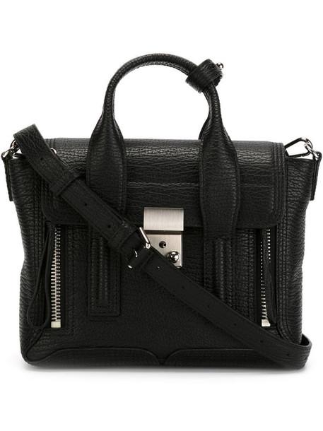 3.1 Phillip Lim Pashli mini satchel bag in black