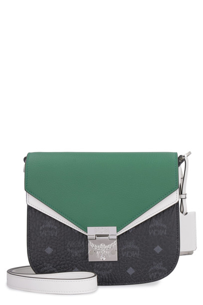 MCM Patricia Leather Crossbody Bag