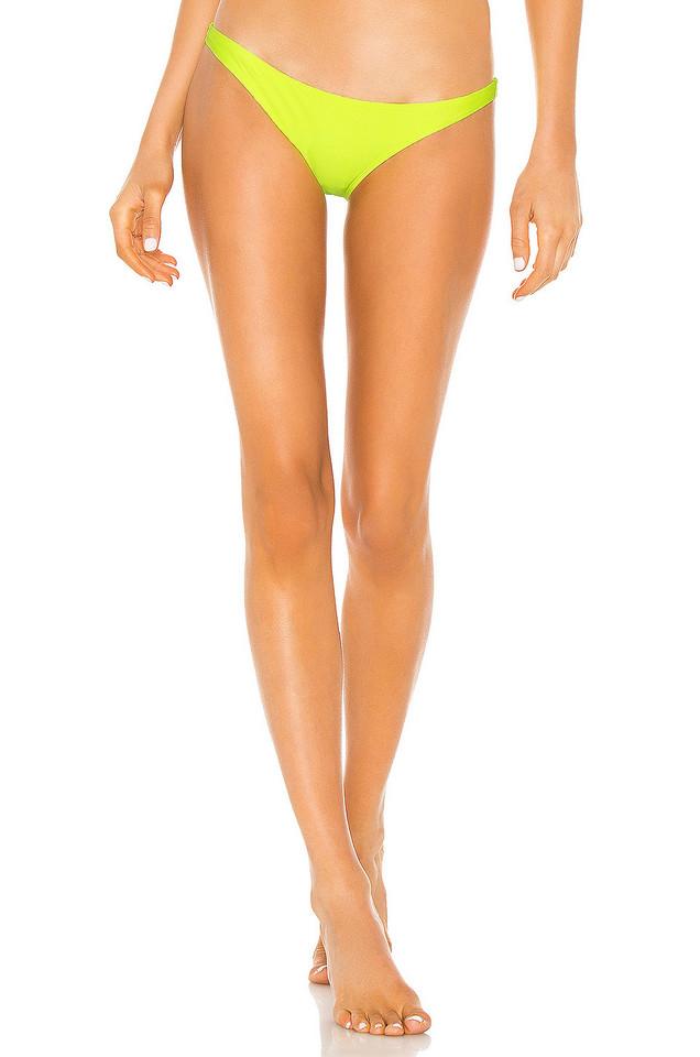 Paper London Bikini Bottom in yellow