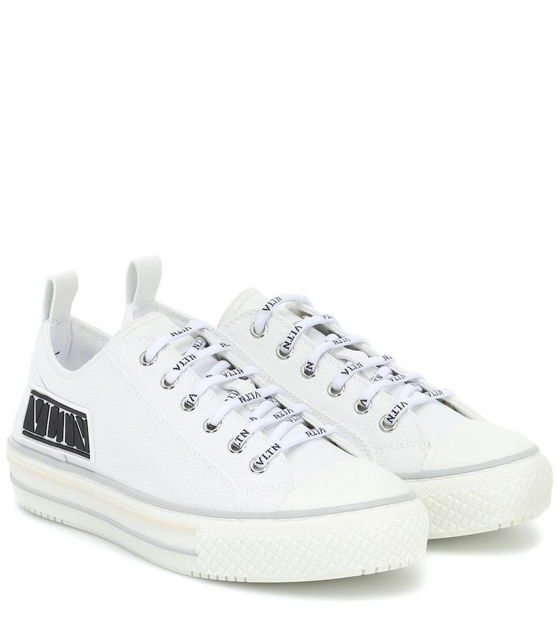 Valentino Garavani Giggies sneakers in white