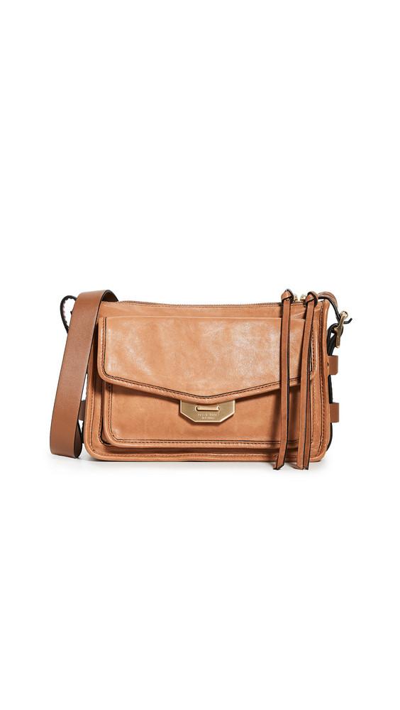 Rag & Bone Small Field Messenger Bag in brown