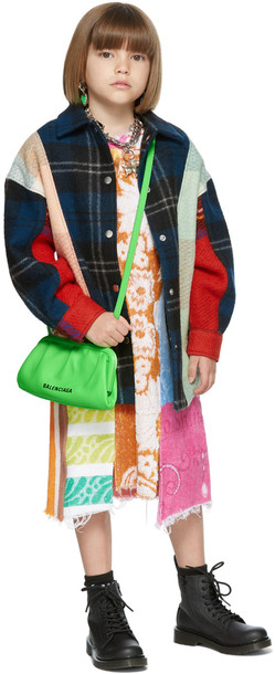 Rave Review SSENSE Exclusive Kids Multicolor Mini Siri Jacket