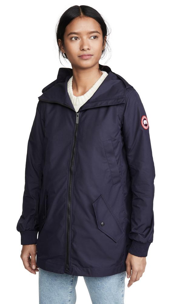 Canada Goose Ellscott Jacket in navy