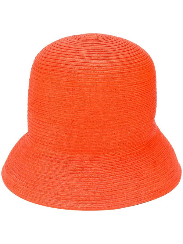Nina Ricci tall bucket hat in orange