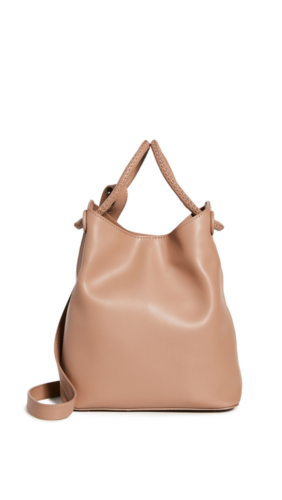 Elleme Small Vosges Tote Bag in taupe