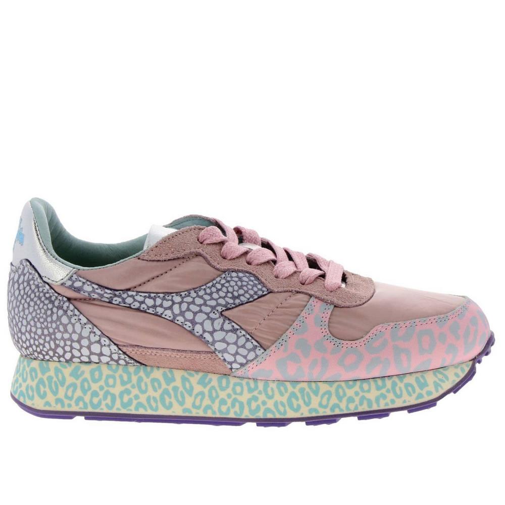 Diadora Heritage Sneakers Shoes Women Diadora Heritage in pink