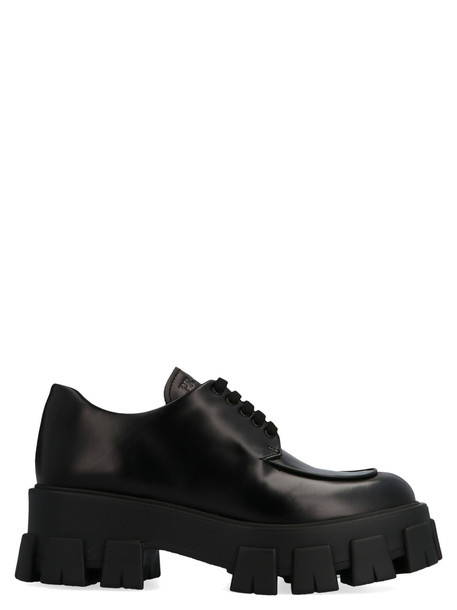 Prada dester Shoes in black