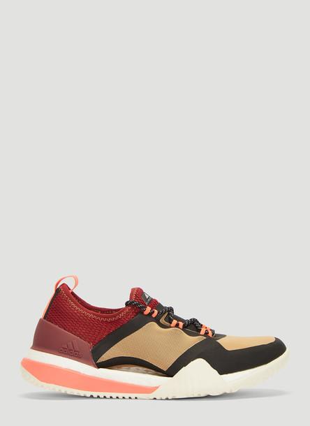 Adidas by Stella McCartney PureBOOST X TR 3.0 Running Sneakers in Beige size UK - 04