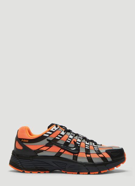 Nike P-6000 Sneakers in Orange size US - 8
