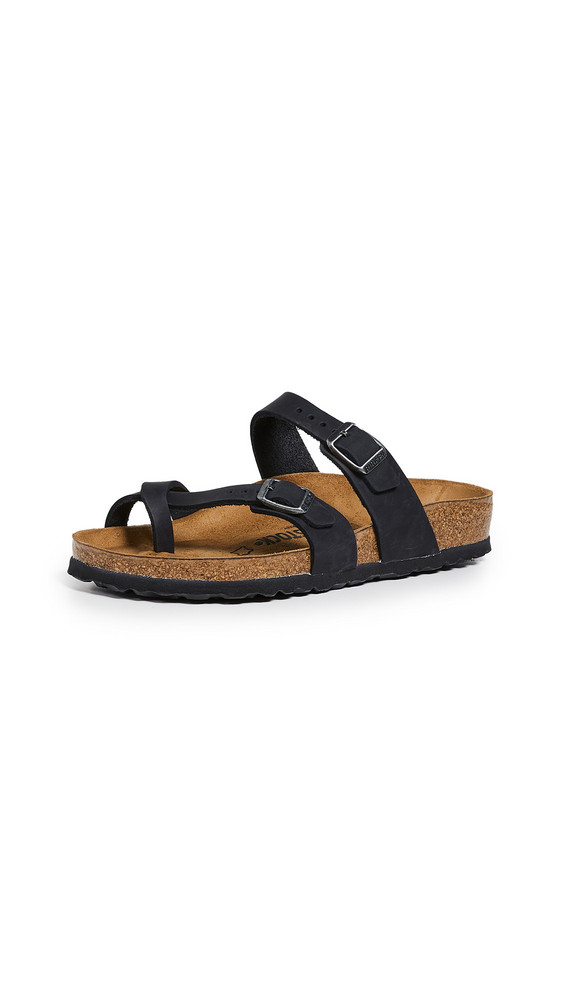 Birkenstock Mayari Sandals in black