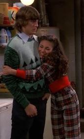 jumpsuit,jackie,burkhart,jackieburkhart,that70sshow,costume,christmas,plaid,flannel,romper,holidays,cute,70s style