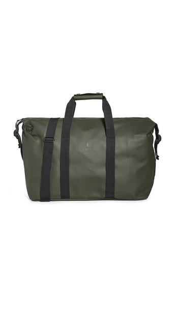 Rains Weekend Bag in green
