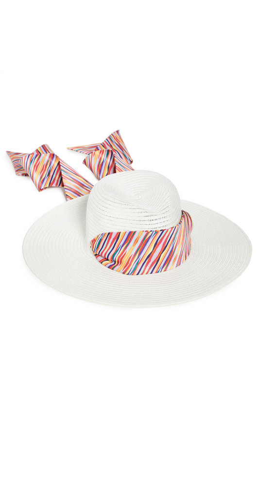 Eugenia Kim Emmanuelle Hat in ivory
