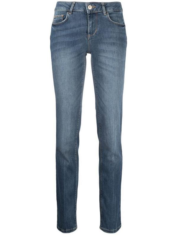 LIU JO slim-fit jeans in blue