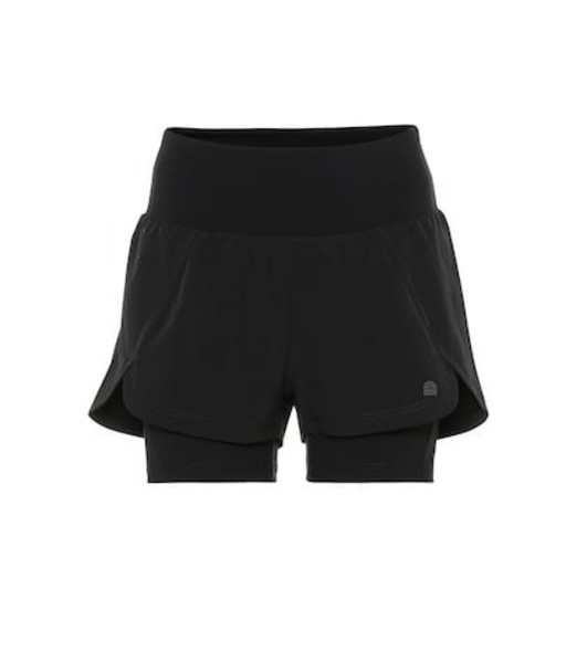 Lndr Dual Run shorts in black