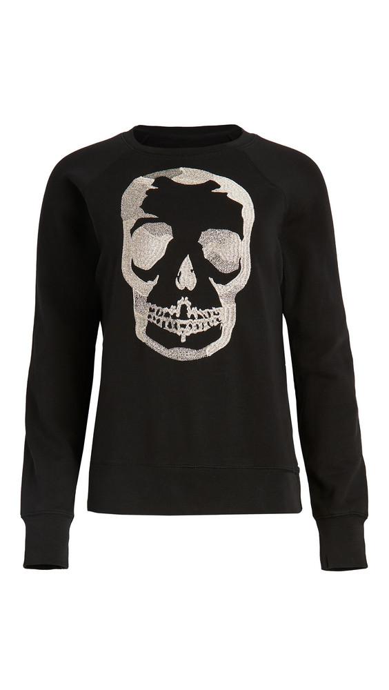 Zadig & Voltaire Upper Brode Sweater in noir
