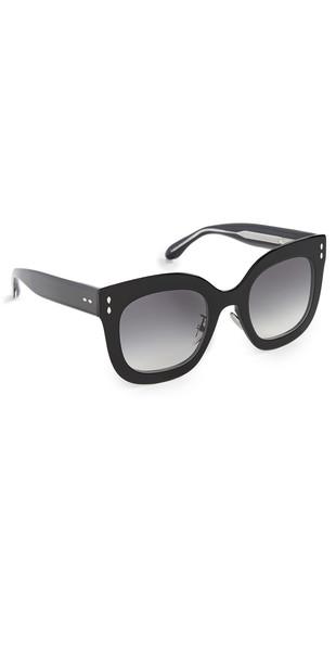 Isabel Marant Sunglasses in black