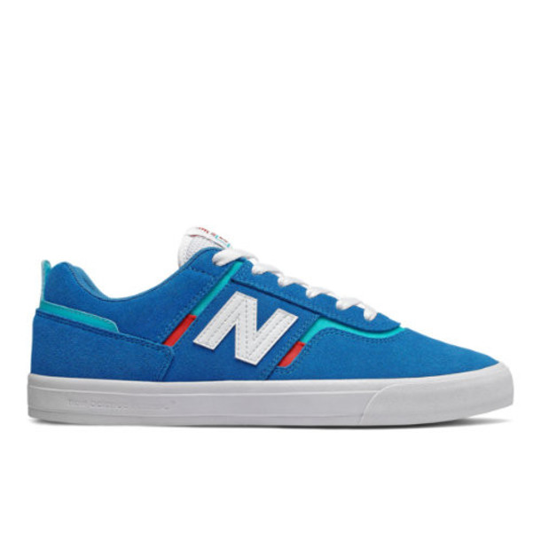 New Balance 306 Men's Shoes - Blue/Red (NM306MIA)