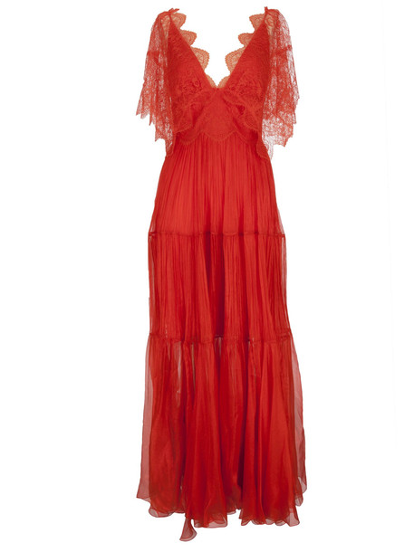 Maria Lucia Hohan Dress in red